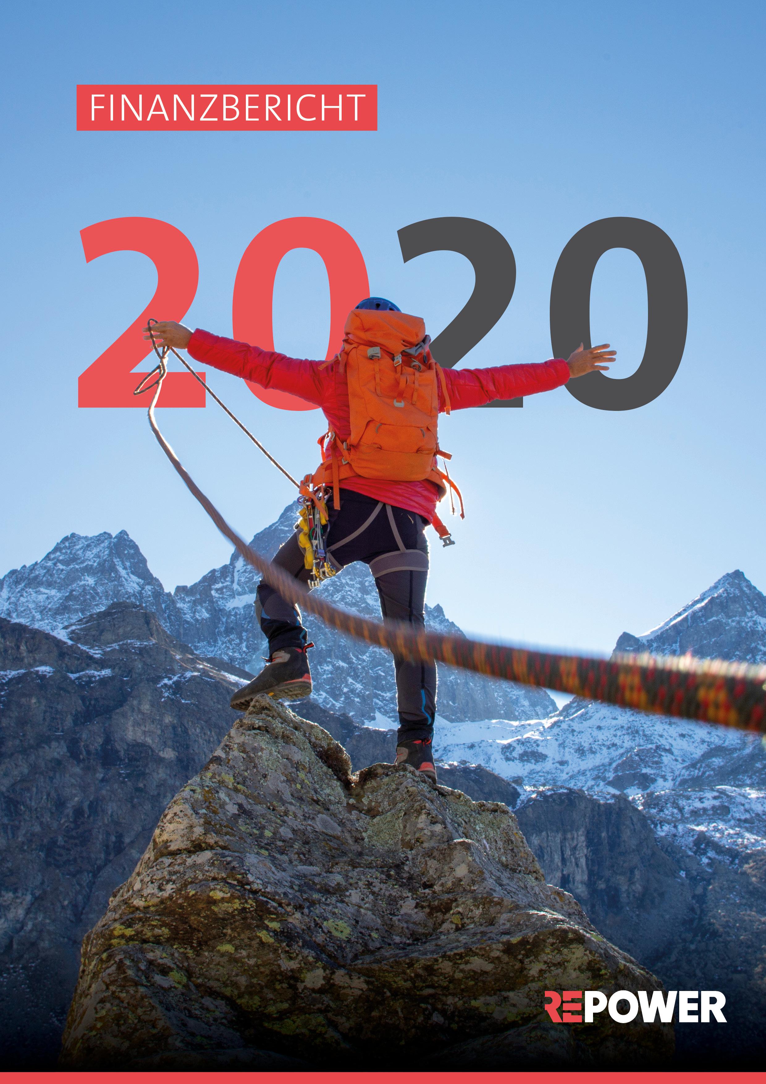 Geschäftsbericht 2020 – Finanzbericht preview