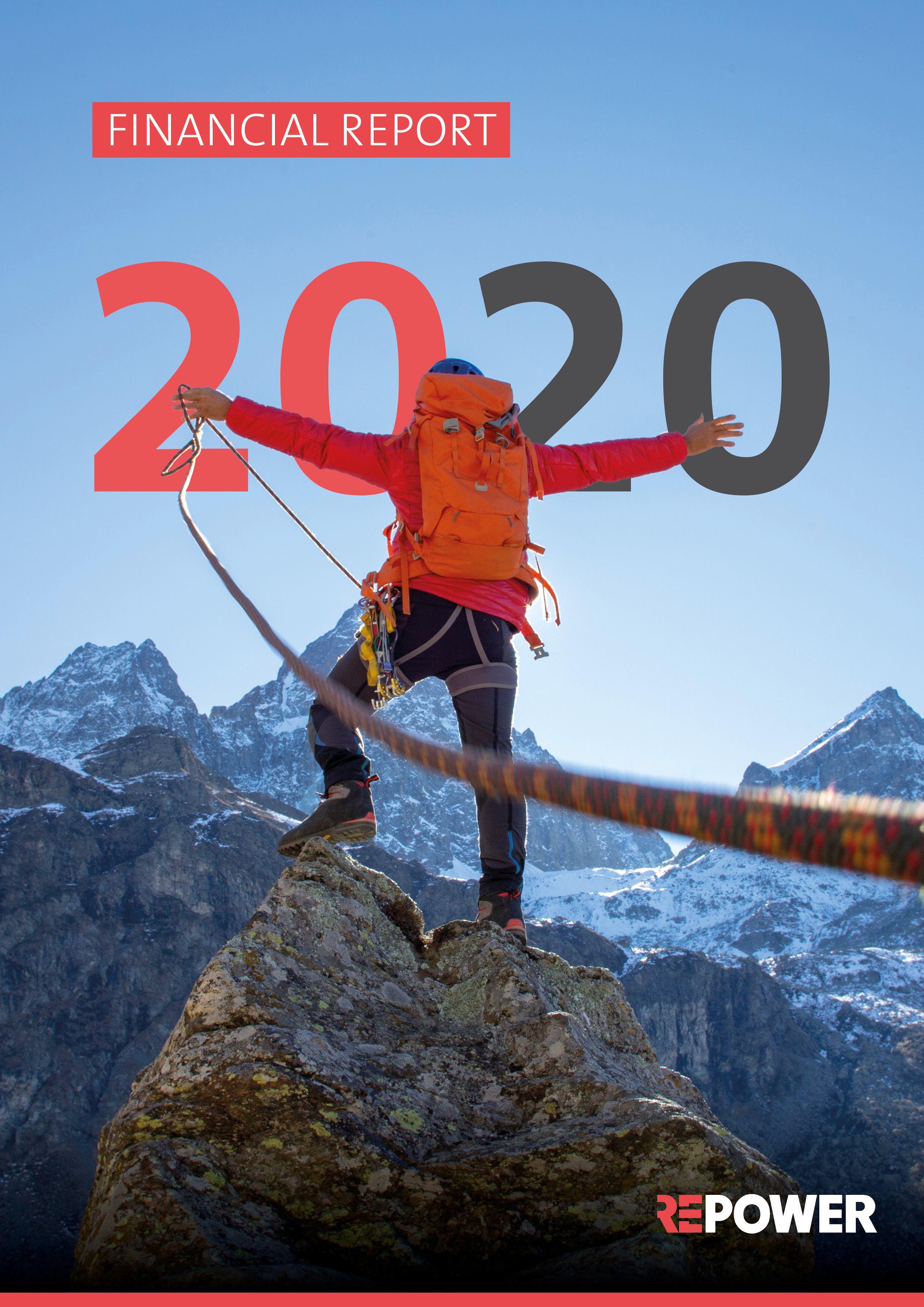 Annual Report 2020 – Financial report preview