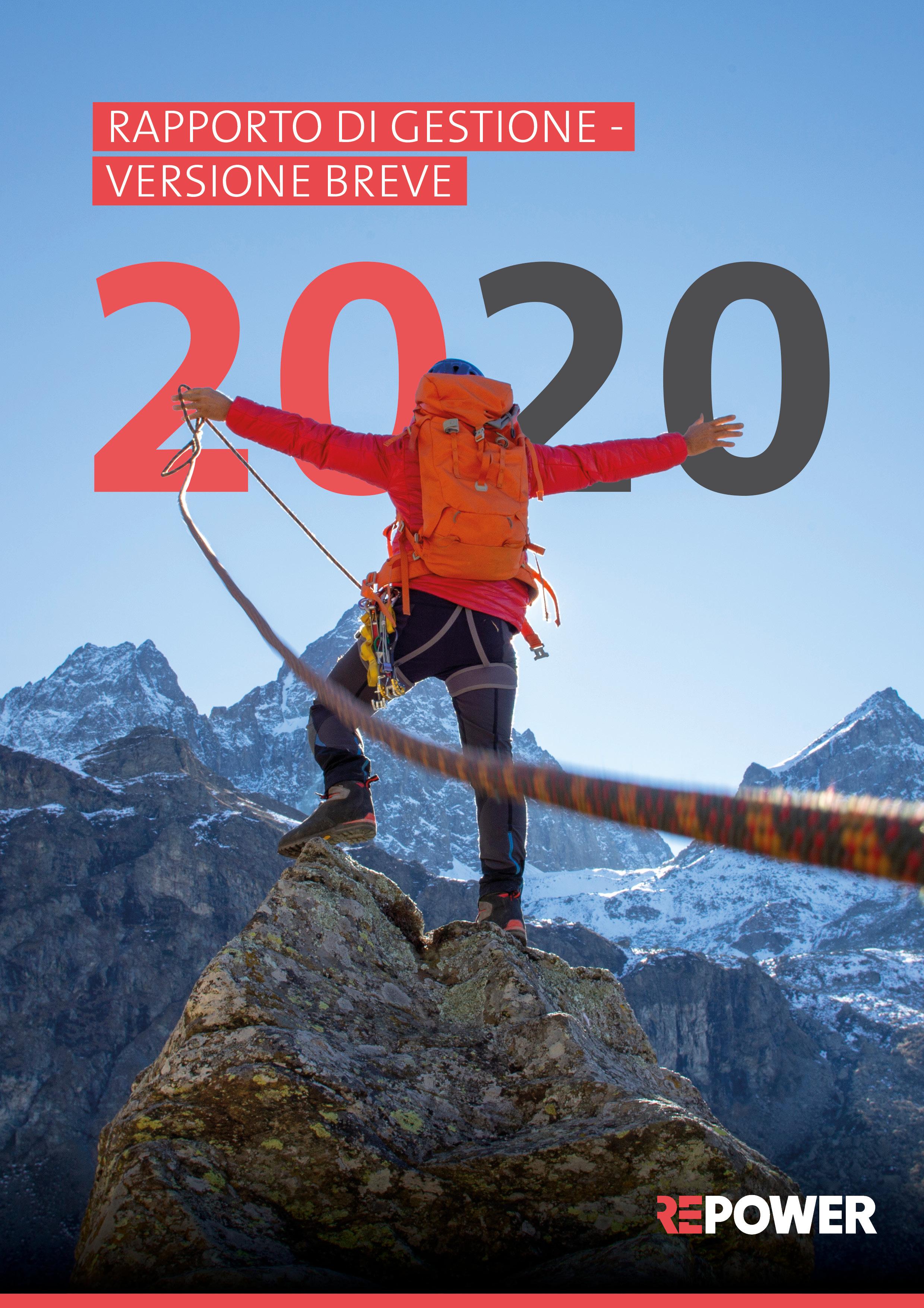 Rapporto di gestione 2020 – Versione breve preview