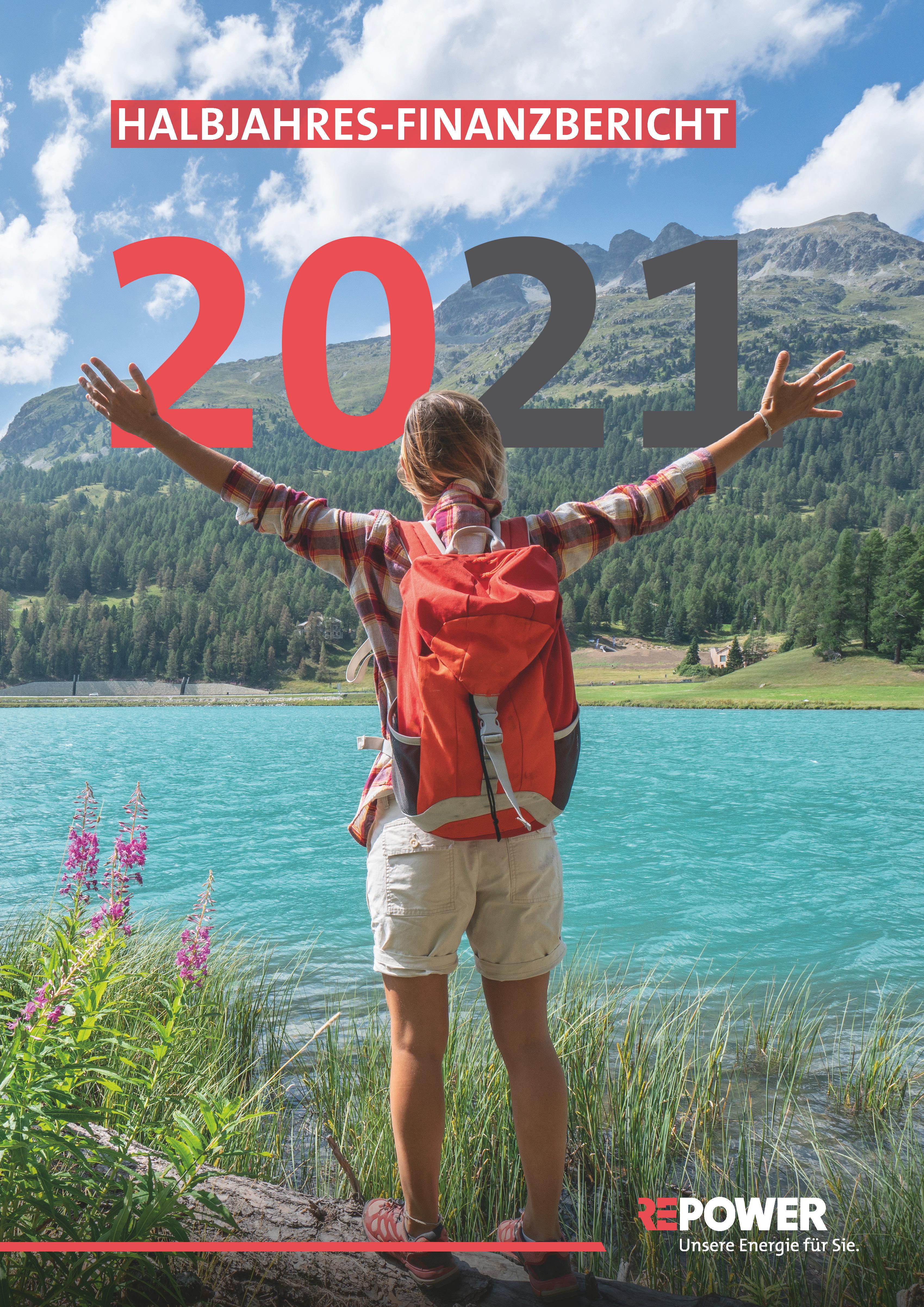 Konsolidierte Halbjahresrechnung Repower-Gruppe 2021 preview