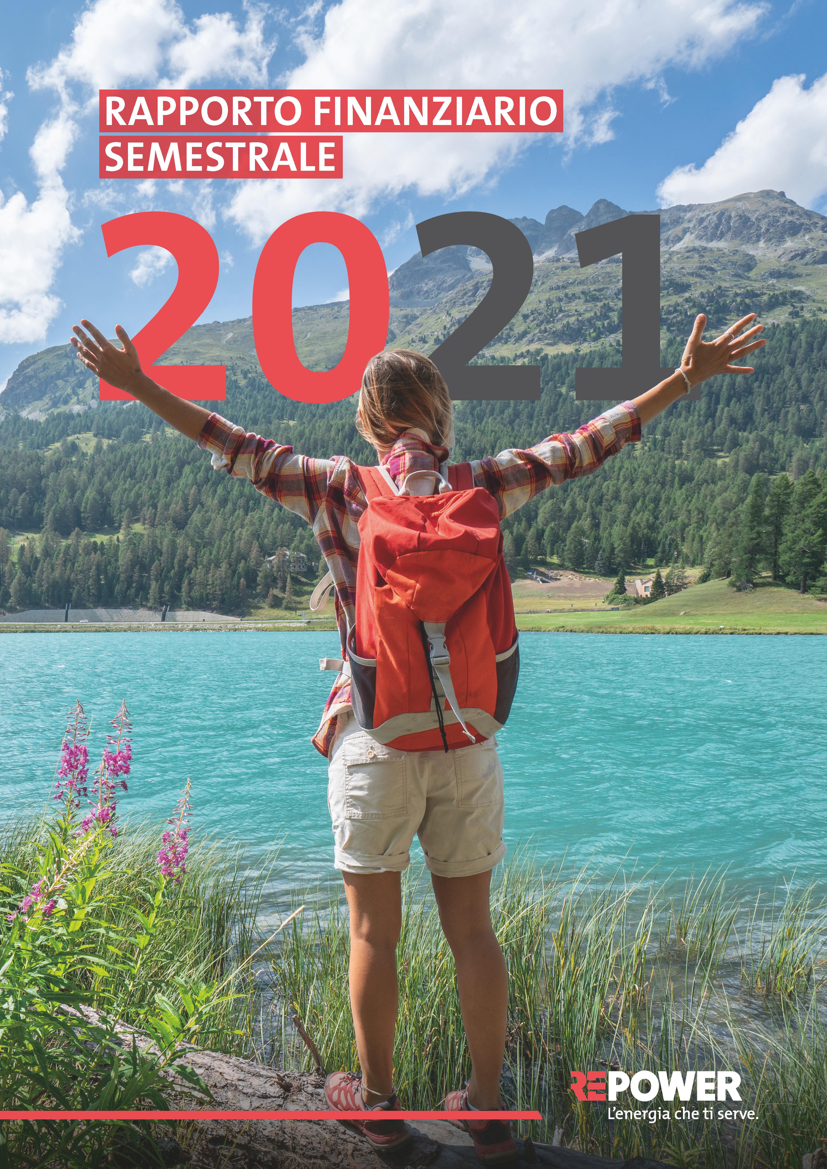 Bilancio intermedio consolidato del Gruppo Repower 2021 preview