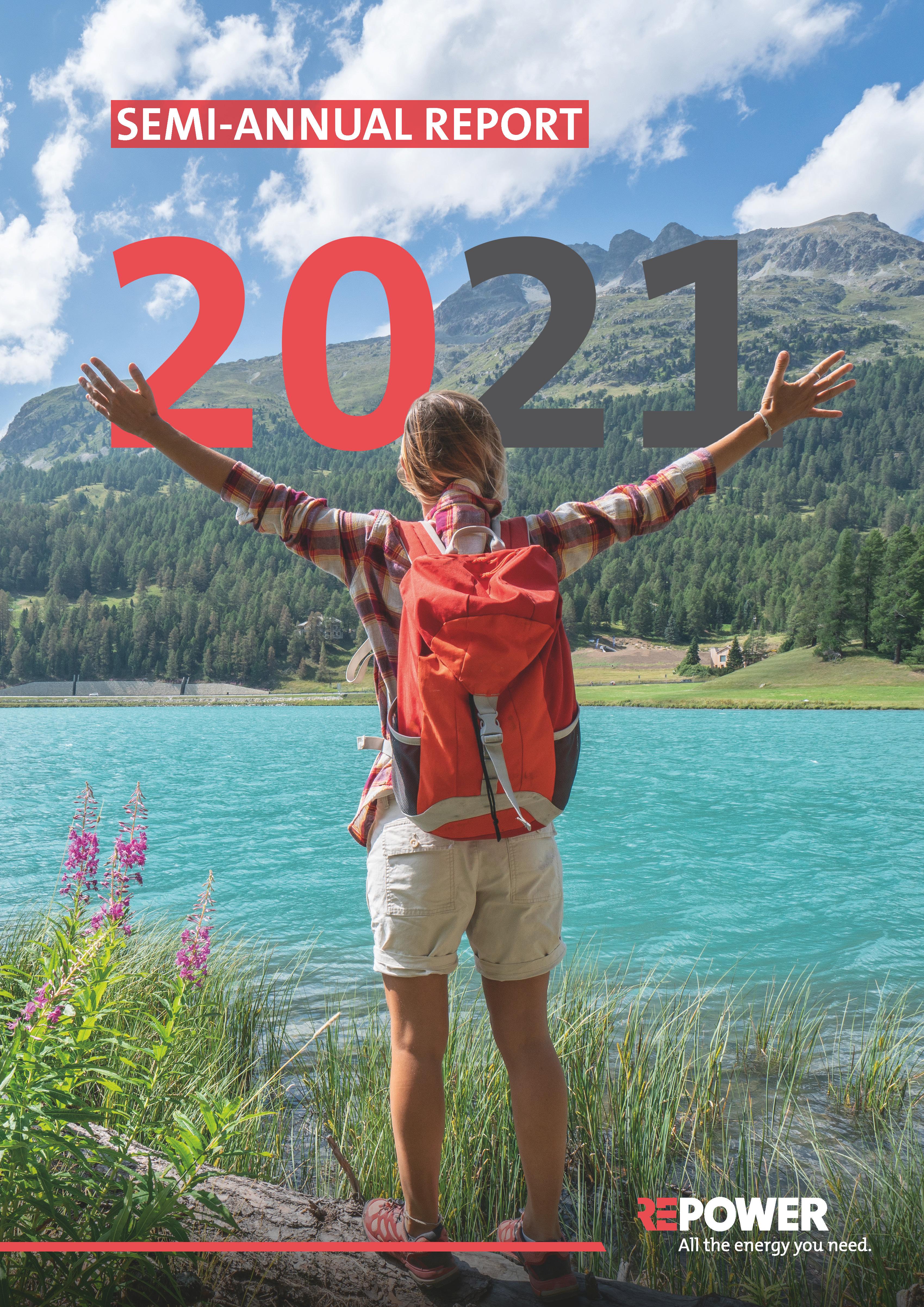 Complete Semi-Annual Report 2021 preview
